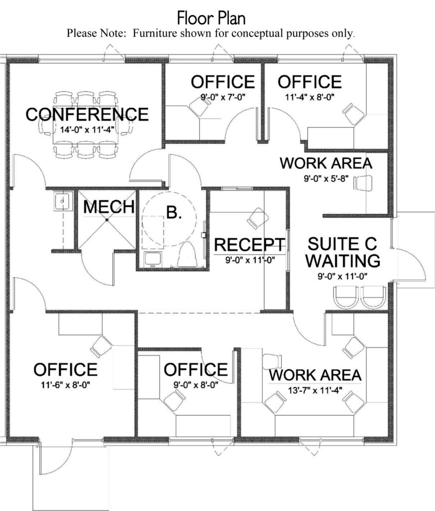 Professional Office For Lease In Traverse City Michigan