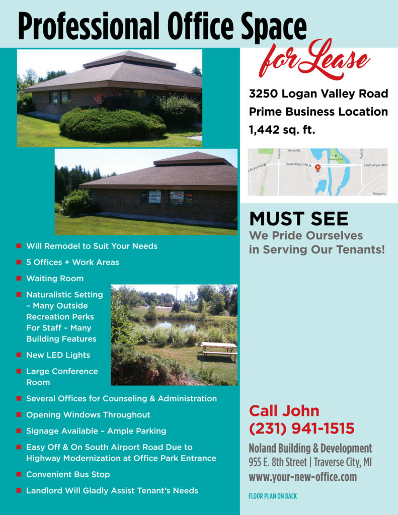 3250-Racquet-Club-Drive-Traverse City Office Lease