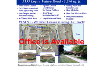Traverse City Office for Lease-3155-Logan-Valley-Road-Available-Lease
