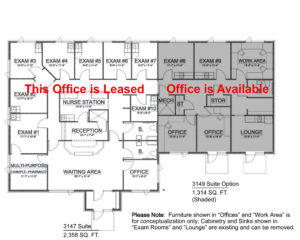3149 Logan Valley Road Commercial Office Space for Lease in Traverse City, Michigan