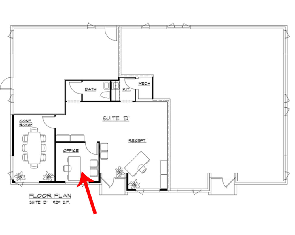 TC Office Lease 955 East 8th St