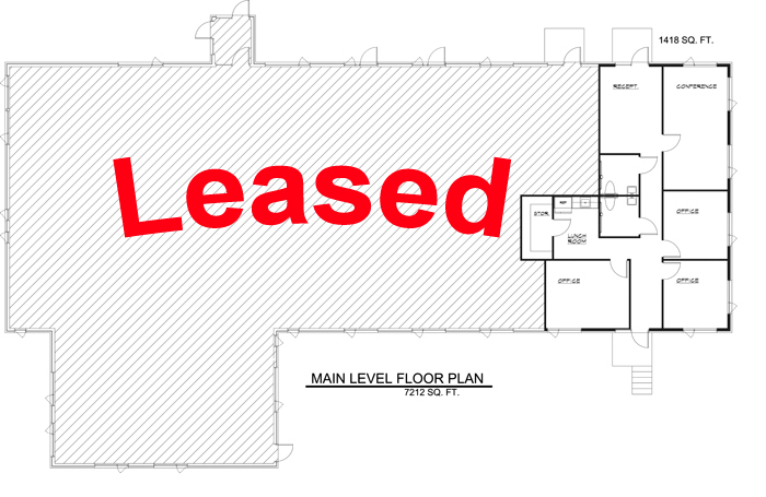Traverse City Business Office for Lease. Noland Building and Development specializes in Business Offices for Lease.